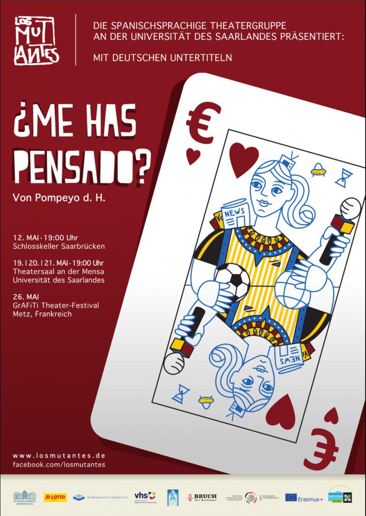 Me has Pensado Pompeyo d.H.